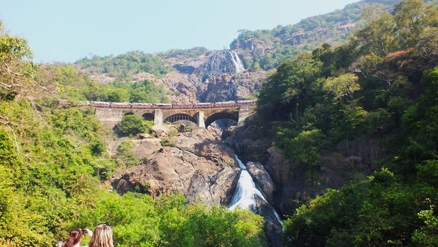Dudhsagar Waterfall | North Goa - South Goa - Collection