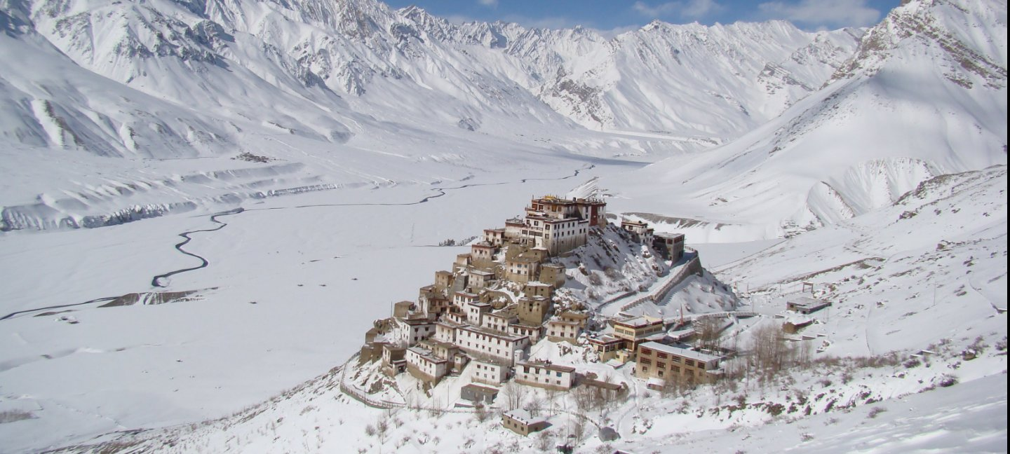 Image result for winter spiti