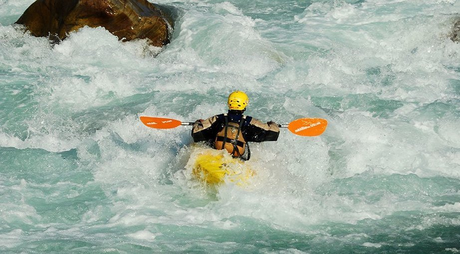 Kayak Course - Tour