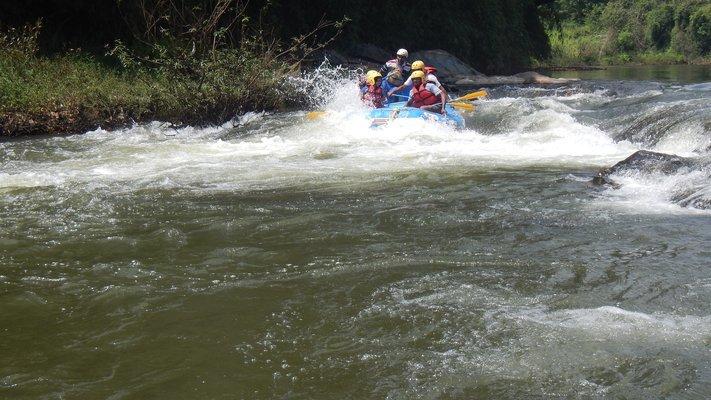 Bhadra Rafting - Chikmagalur - Tour