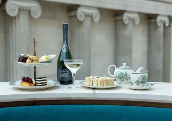 Afternoon Tea at The British Museum - Tour