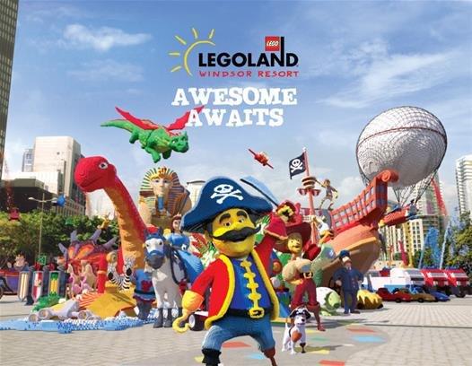 LEGOLAND® Windsor - Tour