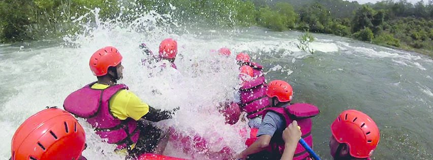 Kolad River Rafting & Lunch - Weekend - Tour