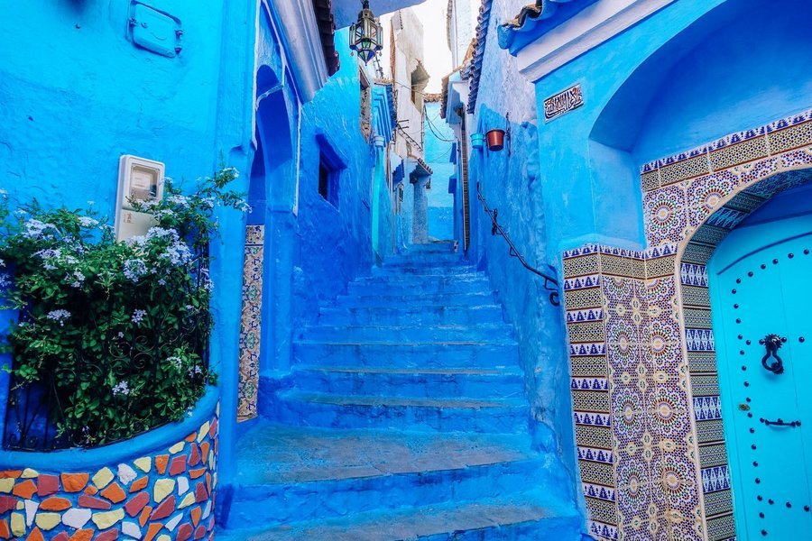Madrid and Magical Morocco - Tour