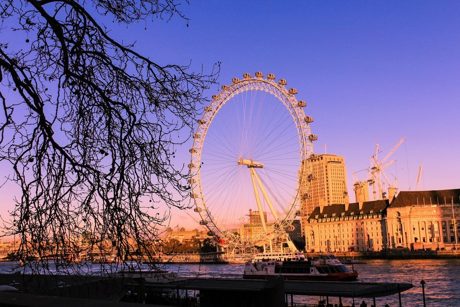 London Eye - Fast Track Ticket - Tour