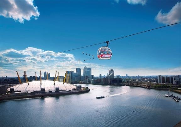 Emirates Cable Car Experience - Tour