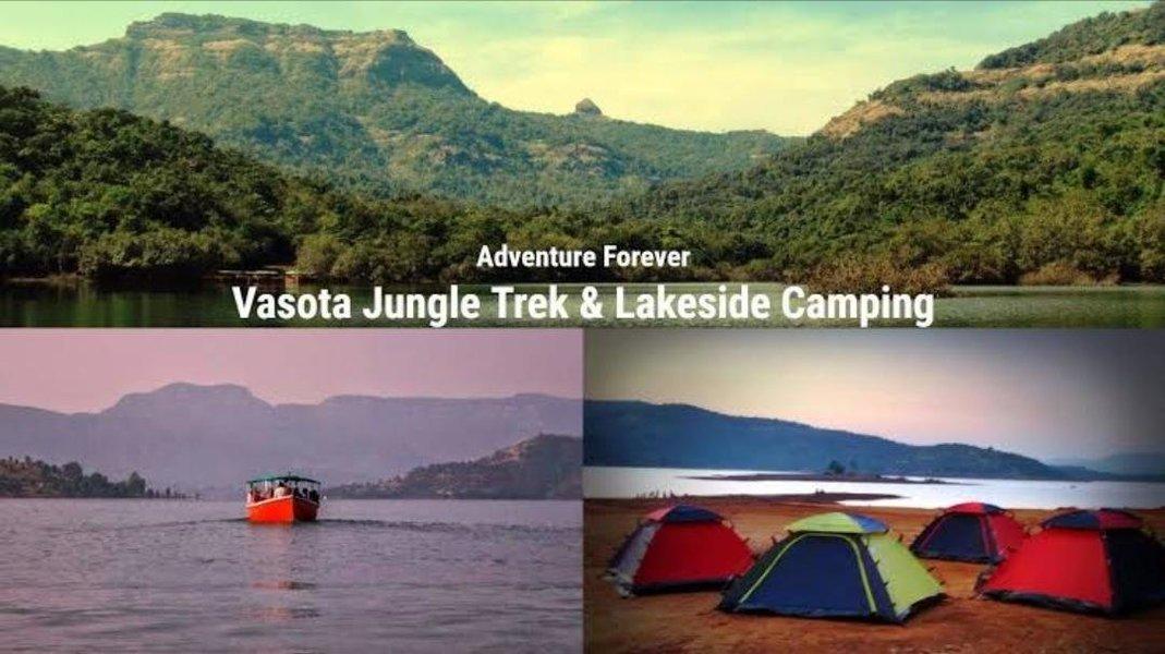 Jungle trek and night Camping at VASOTA - Tour