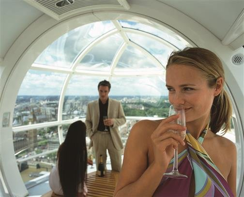 London Eye - Champagne Experience - Tour