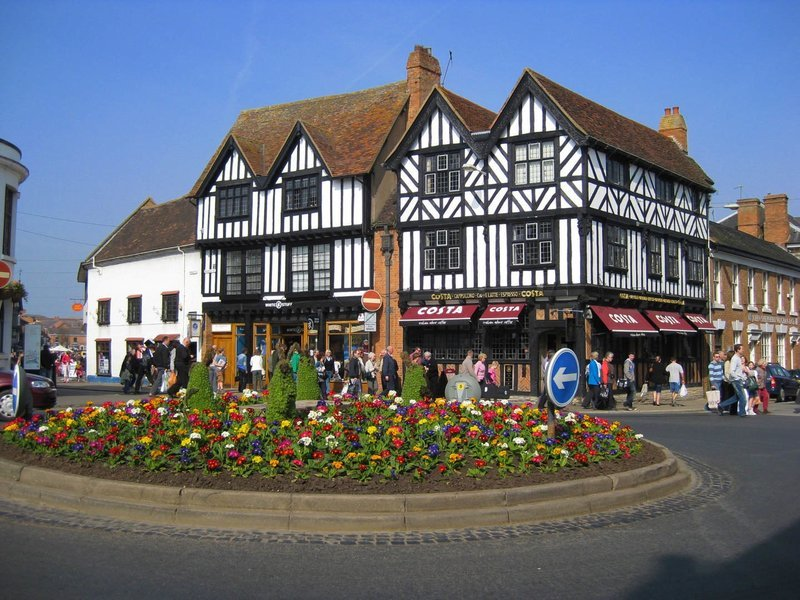Shakespeare's Birthplace - Tour