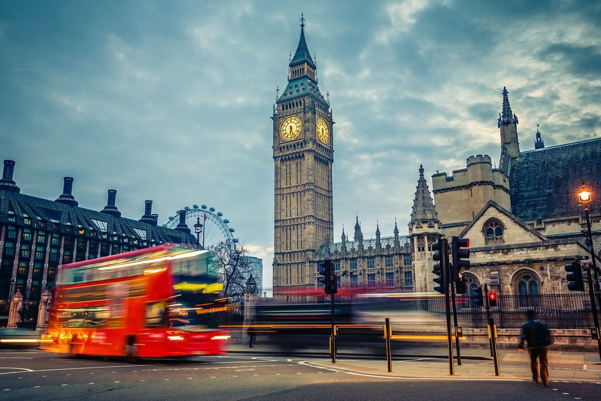 London Tours - Collection