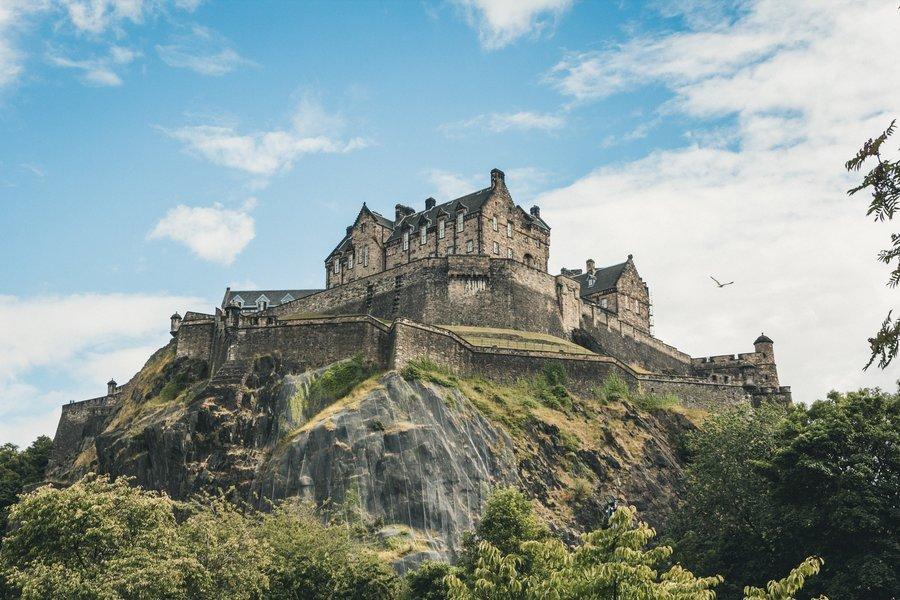 Edinburgh Castle Tickets - Tour