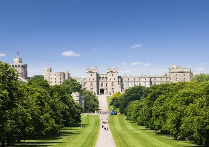 Windsor Castle Tickets - Tour