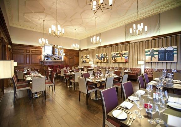 Afternoon Tea at The Grosvenor Hotel - Tour