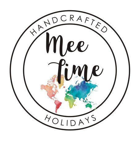 Mee Time HandCrafted Holidays Logo
