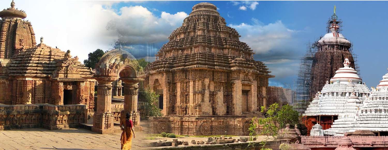 Puri Holiday Packages - Bhubaneshwar Tour - Konark Temple - Chilika Lake - Tour