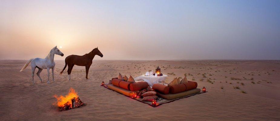 Abu Dhabi Evening Desert Safari with BBQ Dinner - Tour