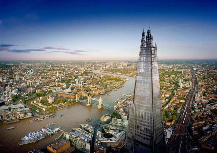 The View from the Shard Tickets - Tour