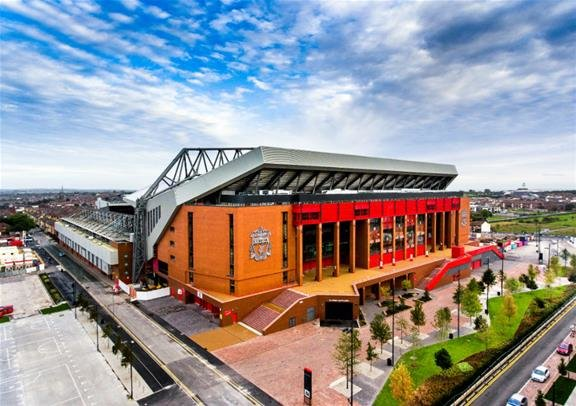 Liverpool Football Club Stadium Tour - Tour