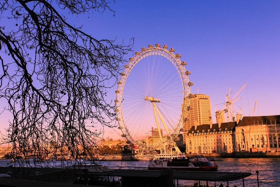 The Coca-Cola London Eye – Standard Ticket - Tour