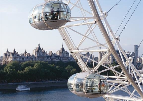 London Eye Same Day Standard Ticket - Tour