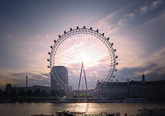 London Eye - Fast Track Same Day Ticket - Tour