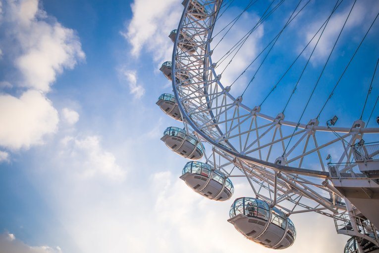 London Eye - Private Capsule - Tour