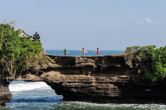 Backpacking Bali : Gilli - Tour