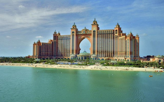 Atlantis The Palm 5 * - Tour