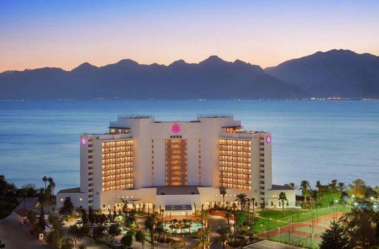 Akra Hotel Antalya 5* - Tour