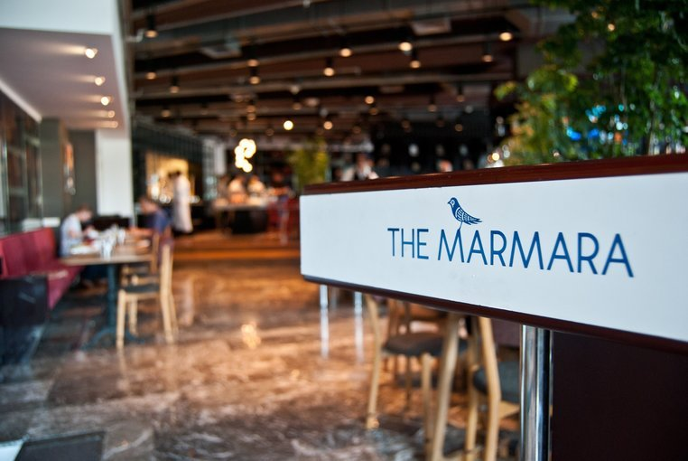 The Marmara Pera Istanbul 4* - Tour