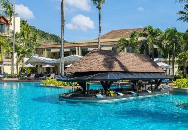 Phuket Marriott Resort & Spa, Merlin Beach  5* - Tour