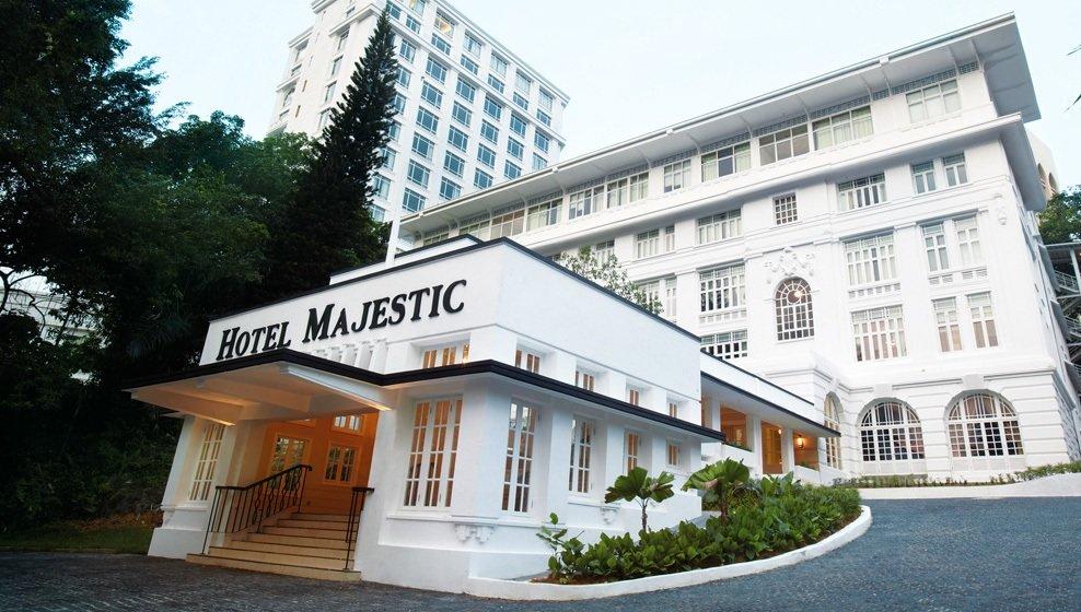 Majestic Hotel Kuala Lumpur, Malaysia 5* - Tour