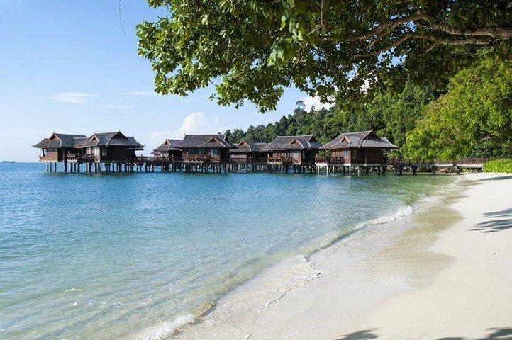 Pangkor Laut Resort, Malaysia 5* - Tour