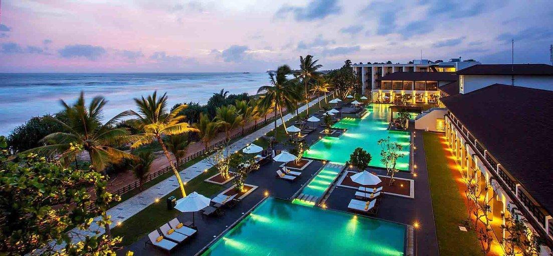 Centara Ceysands Resort & Spa, Bentota 4* - Tour