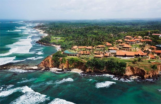 Cape Weligama, Sri Lanka 5* - Tour