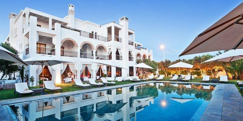 Riad Villa Blanche, Agadir 4* - Tour