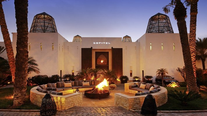 Sofitel Agadir Royal Bay Resort 5* - Tour