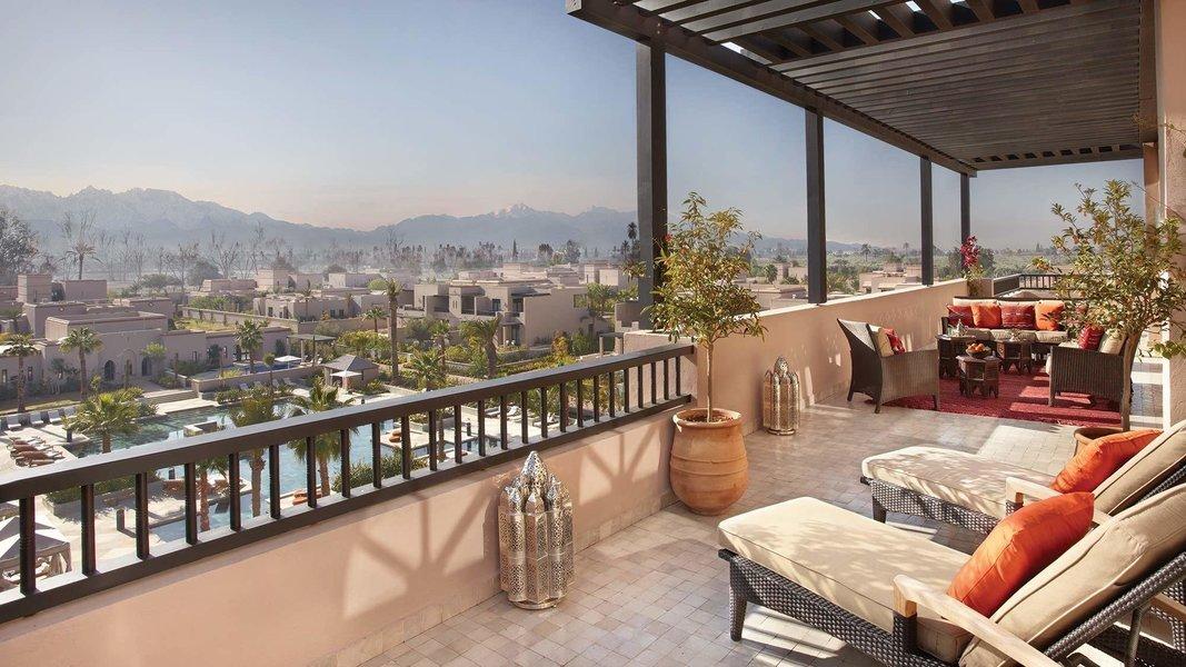Four Seasons Resort Marrakech 5* - Tour