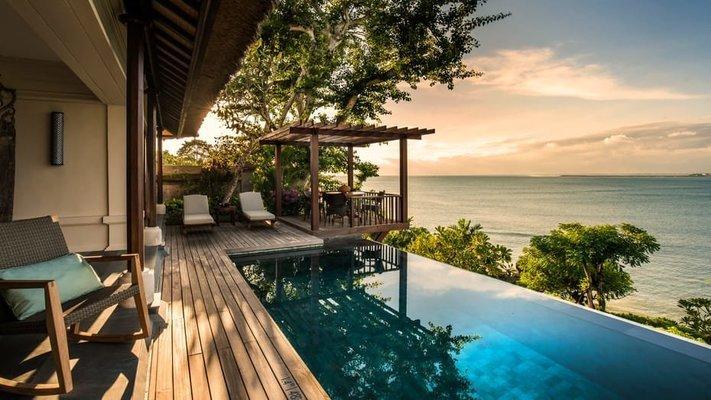 Four Seasons Resort Bali at Jimbaran Bay 5* - Tour