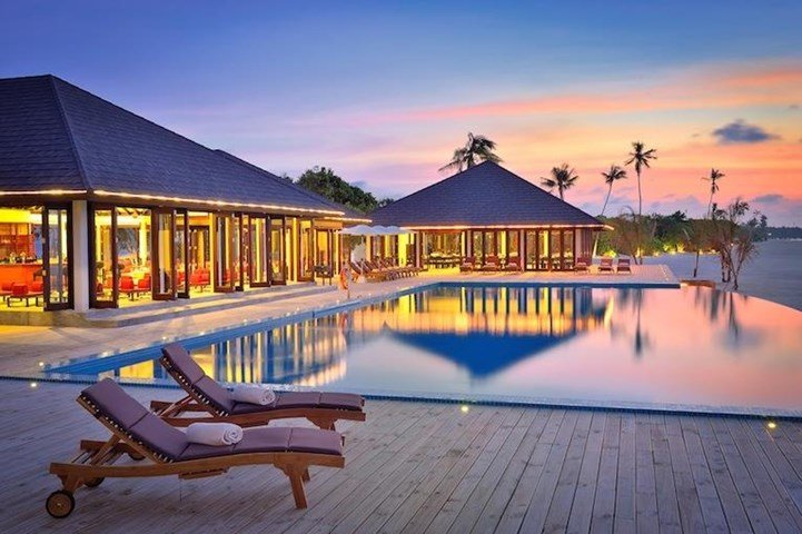 Atmosphere Kanifushi Maldives 5* - Tour