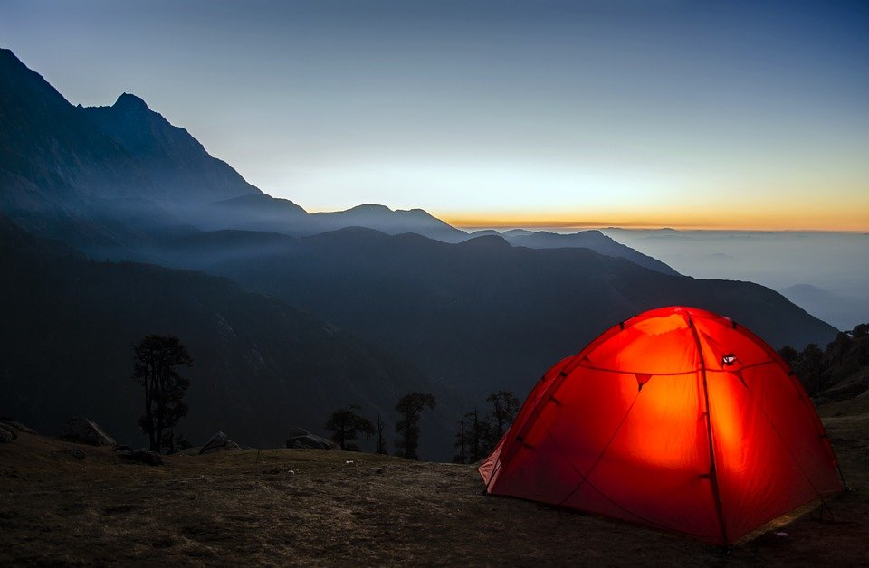 Thane Camping - Collection