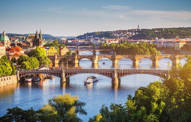Prague, Czech Republic - Collection