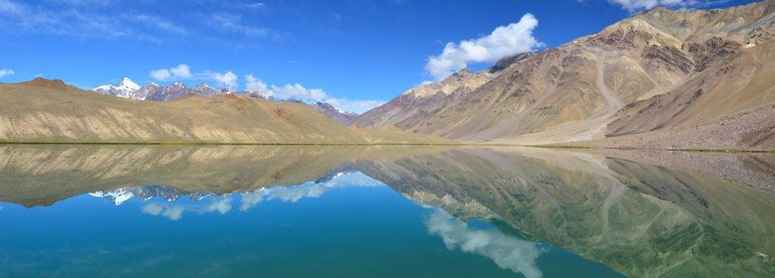 Hampta Pass - Chandratal Lake Trek - Tour