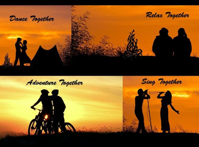 Valentine's Special Camping - Tour