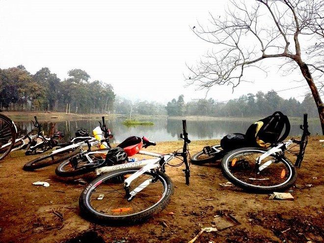 Chandubi Lake - Collection