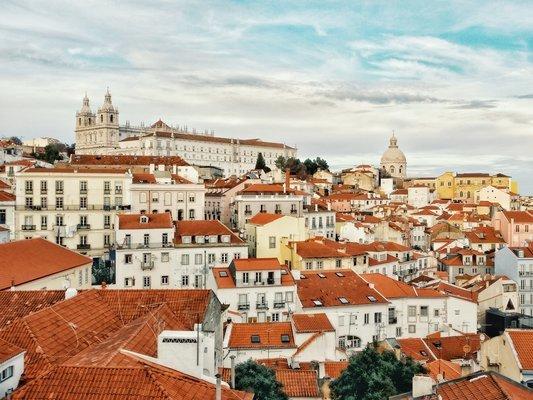 Spanish Ole with Lisbon - Tour