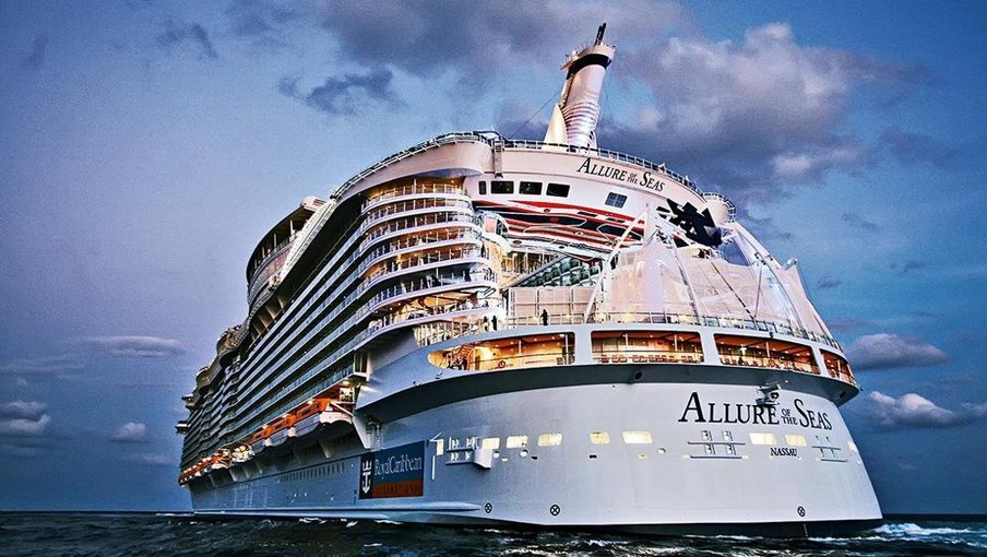 Caribbean Eastern Cruise - Allure Of The Seas - Tour