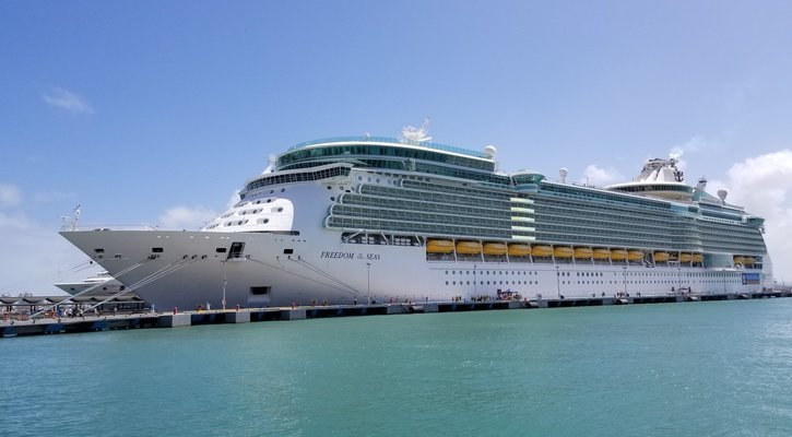 Caribbean Southern Cruise - Freedom Of The Seas - Tour