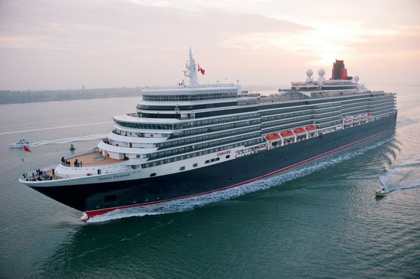 Mediterranean Eastern Cruise - Queen Elizabeth - Tour