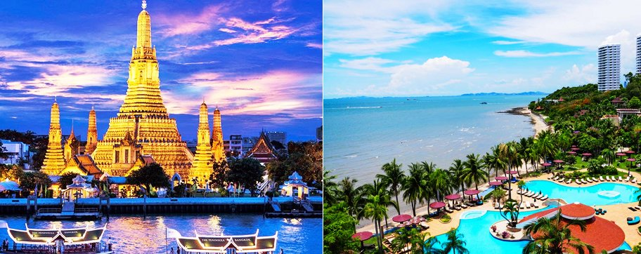 Magical Pattaya & Bangkok - Super Saver | 5 Nights 6 Days - Tour